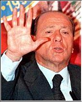 Berlusconi: A Roma ci sono le favelas