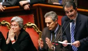 Bindi attacca il manifesto-Rutelli è come un referendum su Prodi