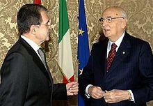 Camera rinnova fiducia a Prodi