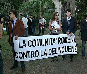 Criminalità rumena a Roma. Prodi: la legge va rispettata