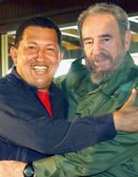 """Cuba. Hugo Chavez: """"Castro sta combattento la battaglia per la sua vita"""""""