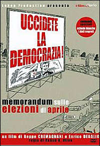 Film di Deaglio sui brogli elettorali