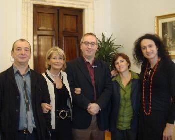 Il ministro Pollastrini incontra i parlamentari glbt