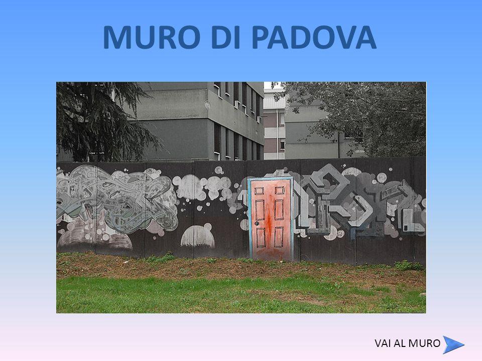 Il muro di Padova