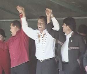 Il Presidente Correa vince la battaglia per riformare la Costituzione