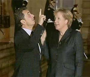 Il progetto di Unione del Mediterraneo di Sarkozy non convince del tutto la Germania