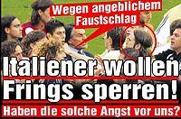 Il settimanale tedesco Die Zeit: `Mafia in finale`