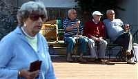 Istat, italiani più longevi d'Europa
