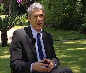 """José Socrates: """"Il nuovo trattato, Brasile e l'Africa"""""""