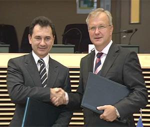 La Serbia rifiuta di barattare l'indipendenza del Kosovo con l'ingresso nell'Ue