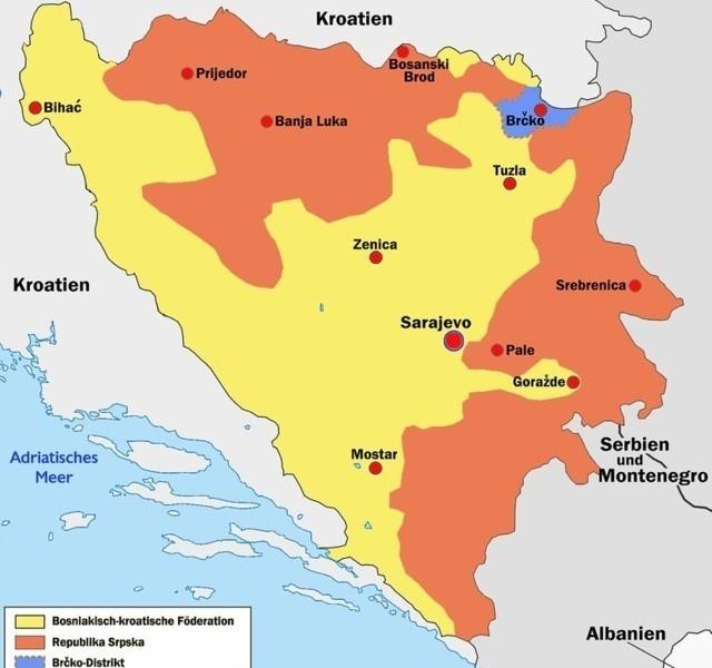 Le elezioni politiche in Bosnia-Erzegovina