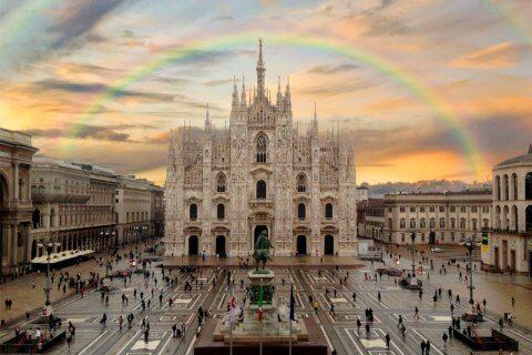 Milano ospiterà la convention mondiale sul turismo Lgbt