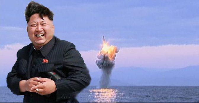 Nord Corea, test nucleare