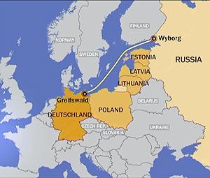 Polonia e Paesi Baltici contro il percorso del gasdotto del Nord Europa