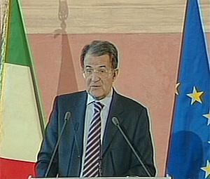 Prodi taglierà le tasse nel 2008
