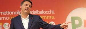 Renzi presenta il programma elettorale: «Reddito di cittadinanza? E' incentivo a farsi licenziare»