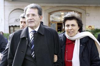 Romano e Flavia Prodi, mezzo secolo insieme