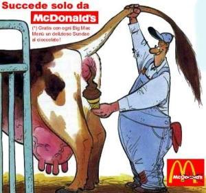 Sostanze cancerogene nei polli denunce per McDonald e Burger King