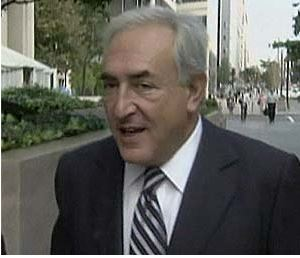 Strauss Kahn eletto direttore generale dell'Fmi