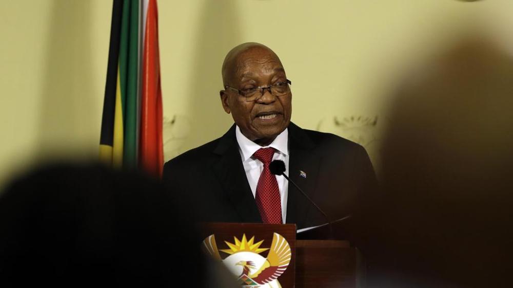 Sudafrica, il presidente Zuma si dimette
