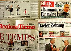 Svizzera. «Confusione socialista, lucidità democentrista»