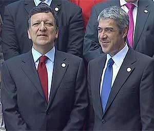Trattato, la presidenza portoghese minimizza il rischio-Polonia