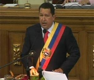 Venezuela, Chavez propone una riforma costituzionale
