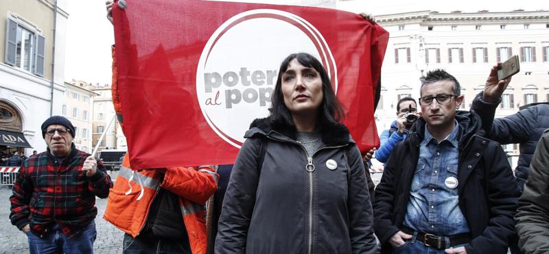 Viola Carofalo di Potere al Popolo ha chiarito cosa intendeva con l'ispirarsi al Venezuela