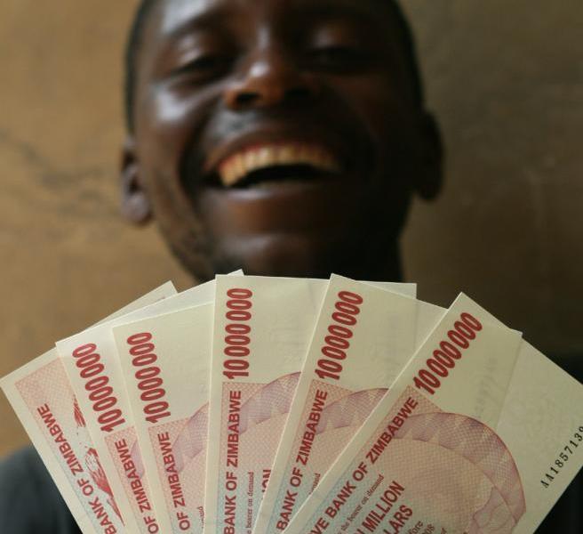 Zimbabwe: arriva la banconota da 10 milioni