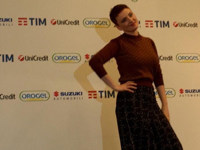 """Arisa: """"Voglio che la mia canzone entri nelle vite degli italiani"""""""