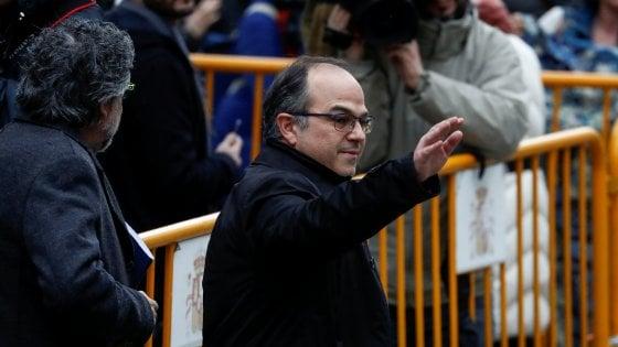 Catalogna, Alta Corte ordina l'arresto per Turull e altri 4 leader