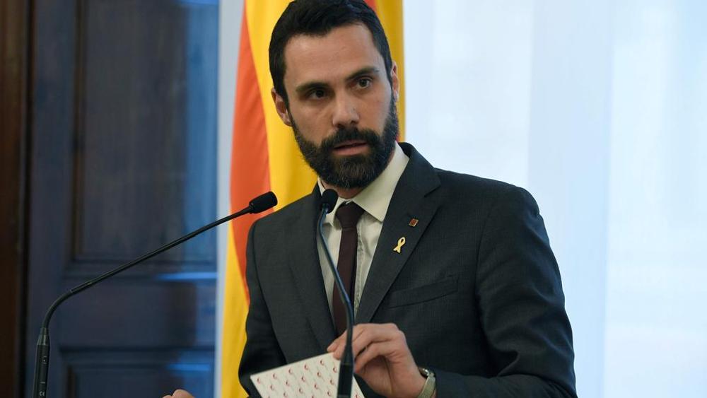 Catalogna, Jordi Sanchez rinuncia a diventare presidente della Generalità