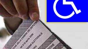 Ddl diritto di voto di persone con disabilità gravissima.