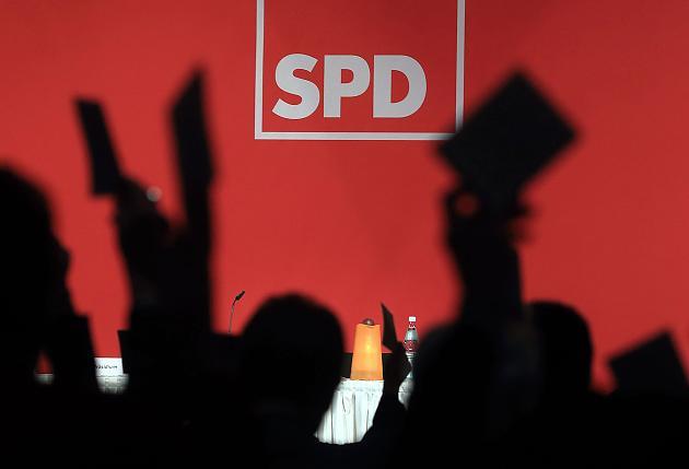 Elettori Spd dicono si alla Grande Coalizione con la Cdu