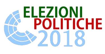 Le coliazioni e i partiti che si presentano alle elezioni 2018