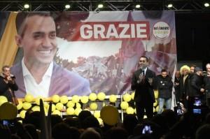 """Movimento 5 Stelle, Di Maio: """"Al governo, senza di noi la legislatura non parte"""""""