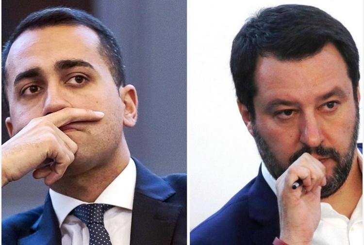Prove di patto Di Maio-Salvini