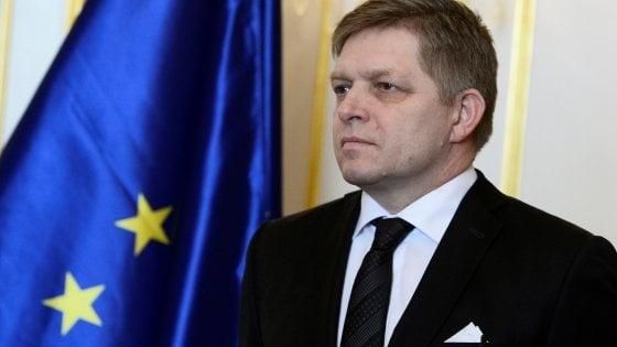 Slovacchia, il premier Fico si dimette