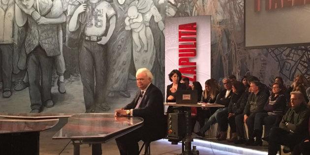 """Verdini: """"Voto Berlusconi al Senato e Renzi alla Camera"""""""