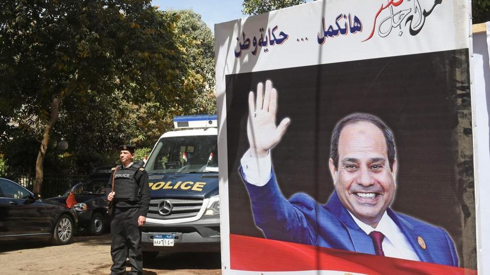 Egitto, Al Sisi rieletto presidente con il 97 per cento