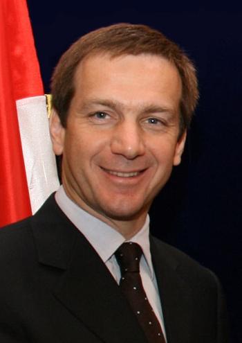 Gordon Bajnai nuovo premier ungherese