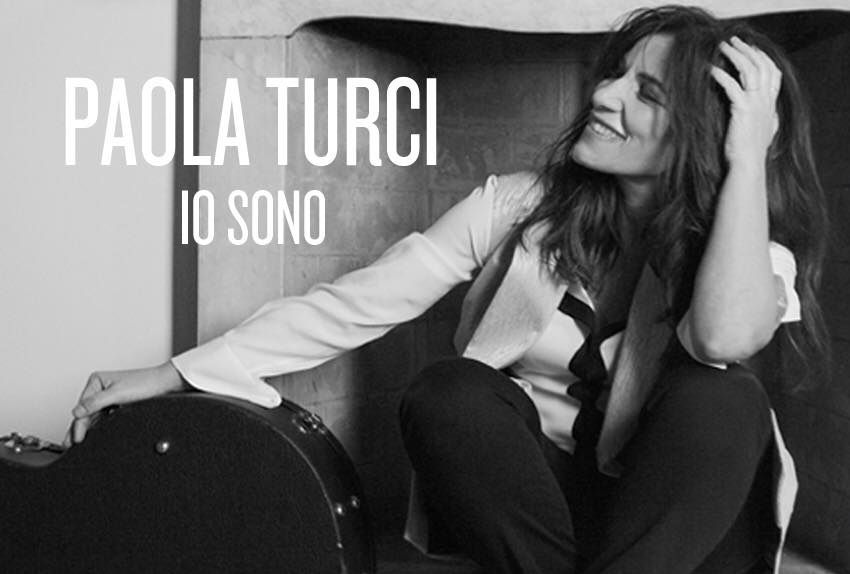 """Io sono"" Paola Turci"