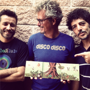 L'amicizia di Fabi, Silvestri e Gazzè diventa un cd