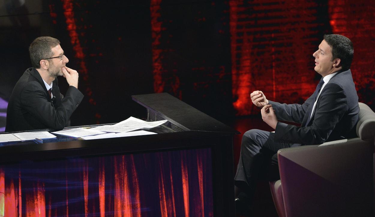 Renzi rompe il silenzio: esecutivo del presidente per le riforme costituzionali, al M5s la proposta