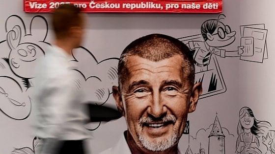 "Repubblica Ceca, il ""Trump di Praga"" avanti a tutti"