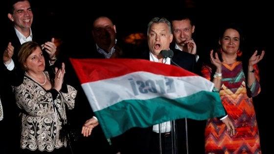 Ungheria, Orbán vince le elezioni con quasi il 50 per cento dei voti