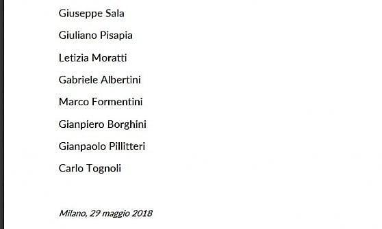 """Attacco a Mattarella, i sindaci di Milano (dagli anni '70 in poi) firmano per il Presidente: """"Siamo tutti con lei"""""""