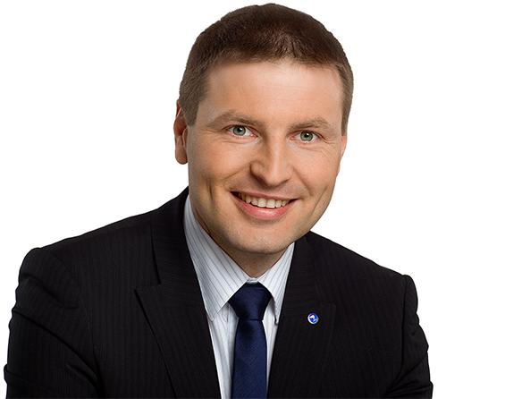 Estonia, Partito Riformatore: Pevkur si dimette e lancia Kaja Kallas