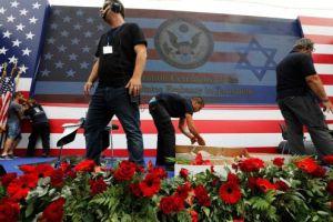 """Gerusalemme, inaugura ambasciata Usa. A Gaza 58 palestinesi uccisi. Abbas: """"Un massacro"""""""