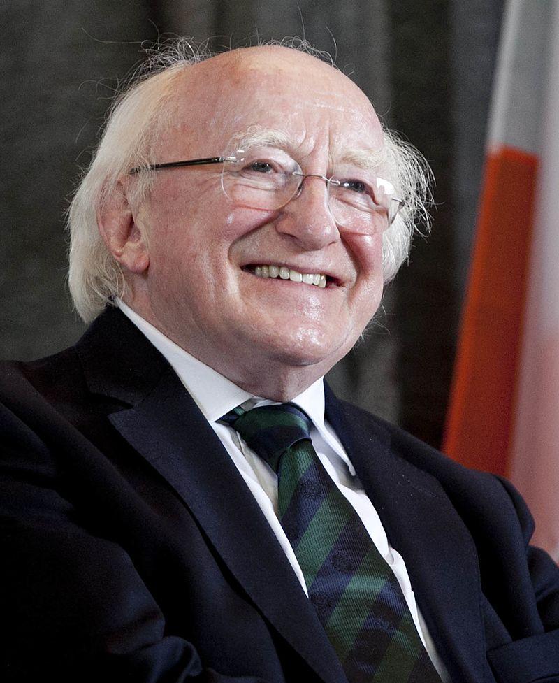 Irlanda, eletto nuovo presidente